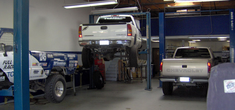 Off-Road Custom Fabrication and Installation  Full Service